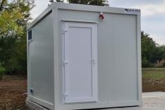 kancelarijski kontejner 3.60x2.43x2.60m sa sanitarnim čvorom
