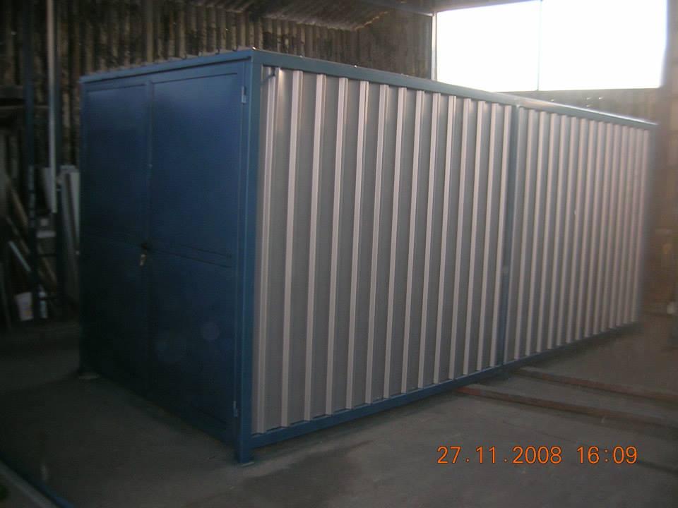 Kontejner 6,0x2,45x2,55 magacinski