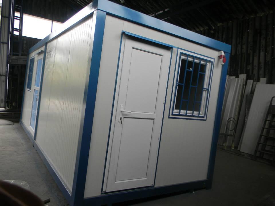Kontejner za radnike