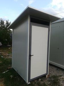 Montažni termoizolovani poljski WC 1,5x1,0m